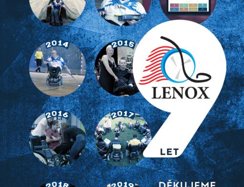 Lenox slaví 9 let