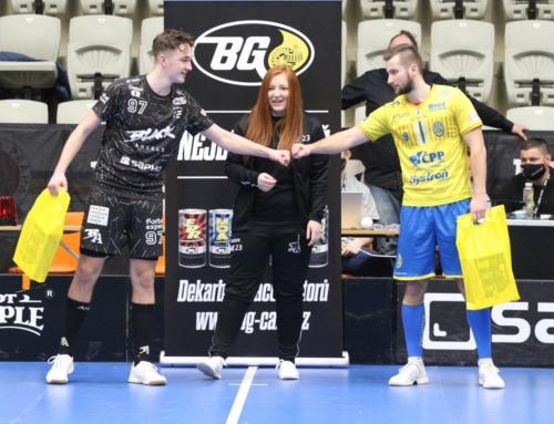 Benefiční utkání Black Angels a FBC ČPP Ostrava na podporu Powerchair hockey kempu 2021