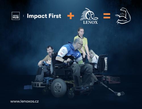 Impact First – akcelerační program pro Lenox